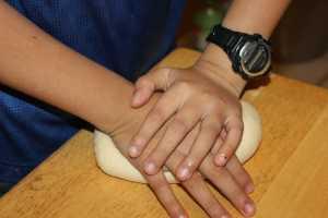 science hands
