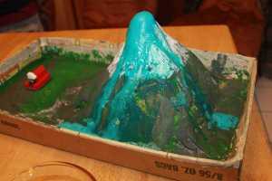 science volcano