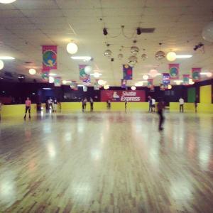 my skate