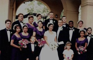 1998 wed party