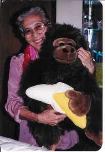 monkey lola