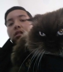 Grumpy catcrop